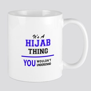 It's HIJAB thing, you wouldn't understand Mugs