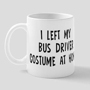 Left my Bus Driver Mug