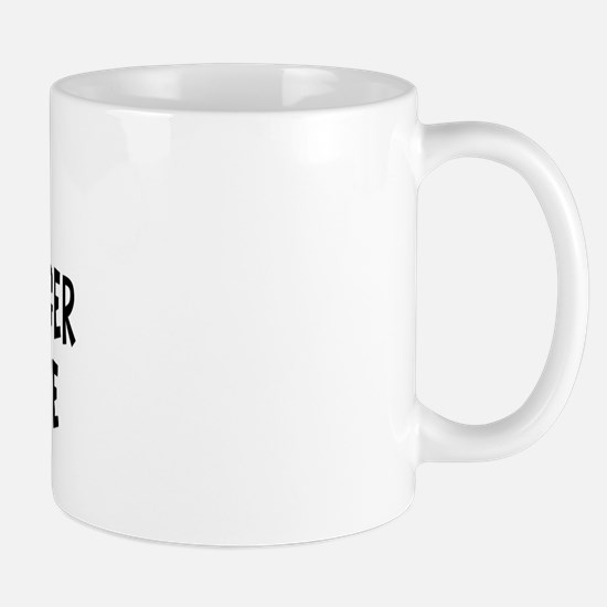 Left my Building Manager Mug