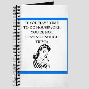 trivia Journal