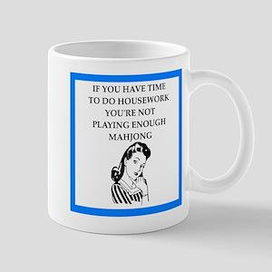 housework joke Mugs