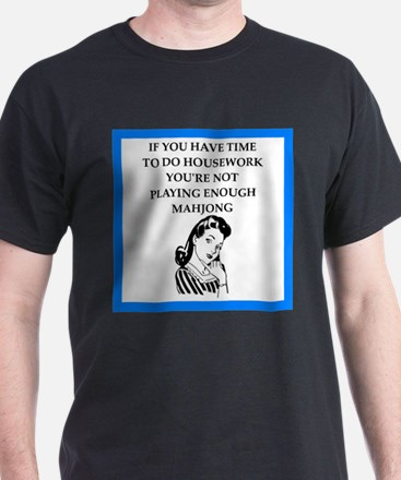 housework joke T-Shirt