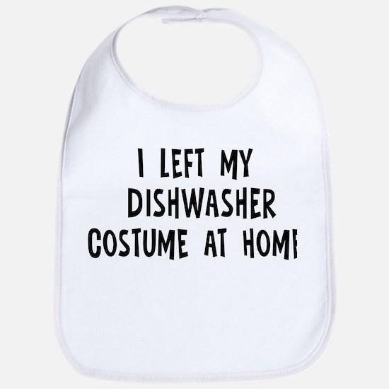 Left my Dishwasher Bib