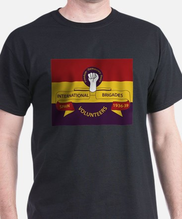 International Brigades image T-Shirt