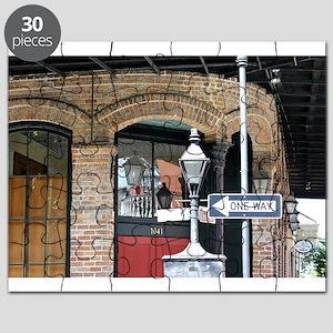 French Quarter Corner Puzzle