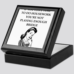 bridge Keepsake Box