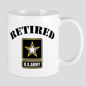 Retired U.S. Army Soldier Mug