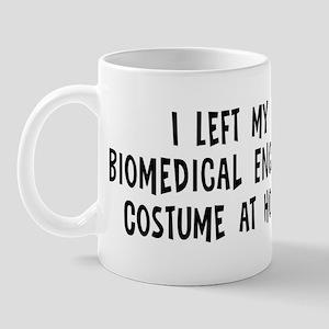 Left my Biomedical Engineer Mug
