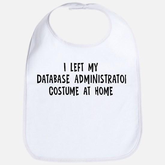 Left my Database Administrato Bib