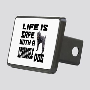 Life Is Safe With A Schnoo Rectangular Hitch Cover