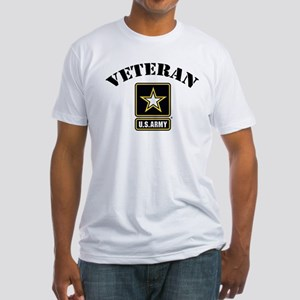 Veteran U.S. Army Fitted T-Shirt