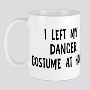 Left my Dancer Mug