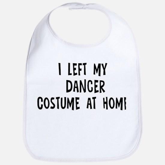 Left my Dancer Bib