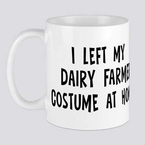 Left my Dairy Farmer Mug