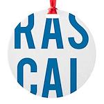 Rascal Ornament