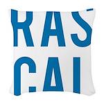 Rascal Woven Throw Pillow