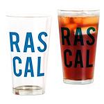 Rascal Drinking Glass
