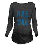 Rascal Long Sleeve Maternity T-Shirt
