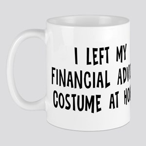 Left my Financial Advisor Mug