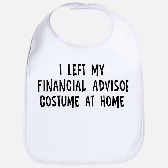 Left my Financial Advisor Bib