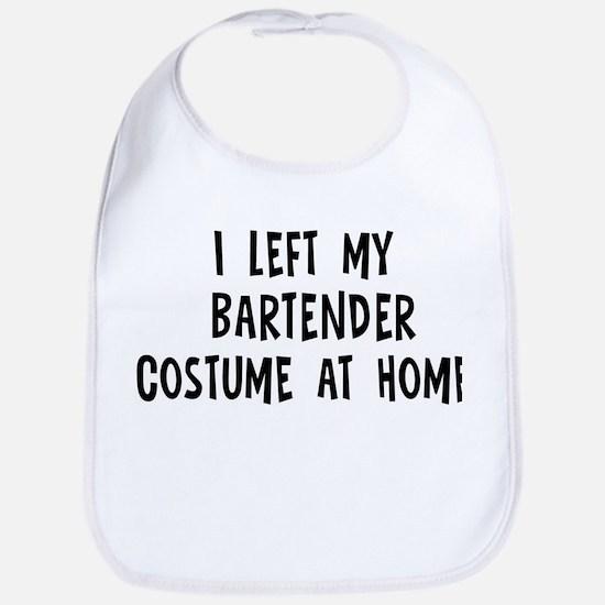 Left my Bartender Bib