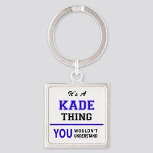 It's KADE thing, you wouldn't understand Keychains