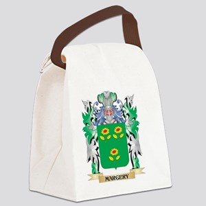 Margery Coat of Arms - Family Cre Canvas Lunch Bag