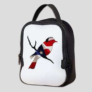 Bernie Bird Neoprene Lunch Bag