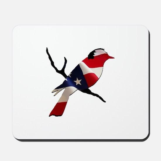Bernie Bird Mousepad