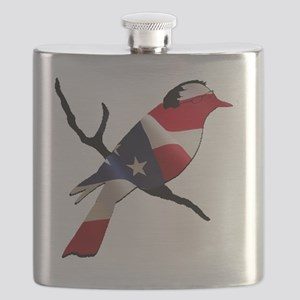 Bernie Bird Flask