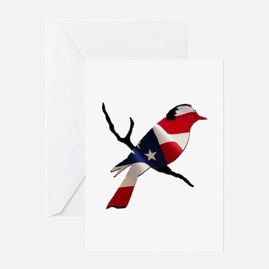 Bernie Bird Greeting Cards