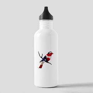 Bernie Bird Stainless Water Bottle 1.0L