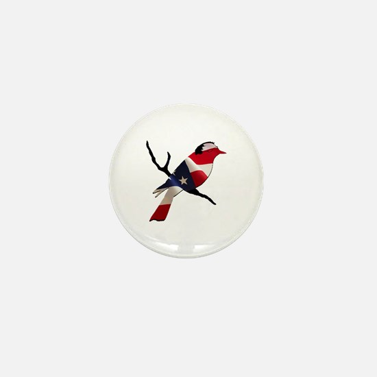 Bernie Bird Mini Button