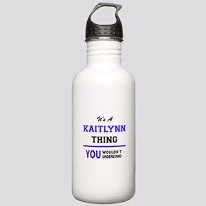 It's KAITLYNN thing, y Stainless Water Bottle 1.0L
