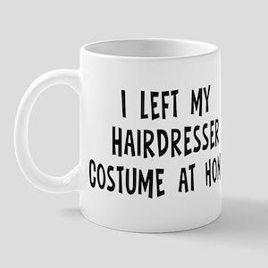 Left my Hairdresser Mug