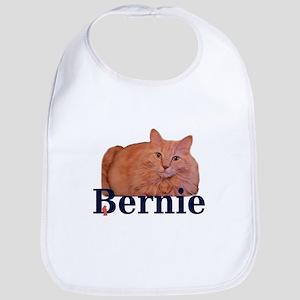 Cats for Bernie Bib