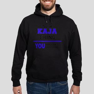 It's KAJA thing, you wouldn't unders Hoodie (dark)