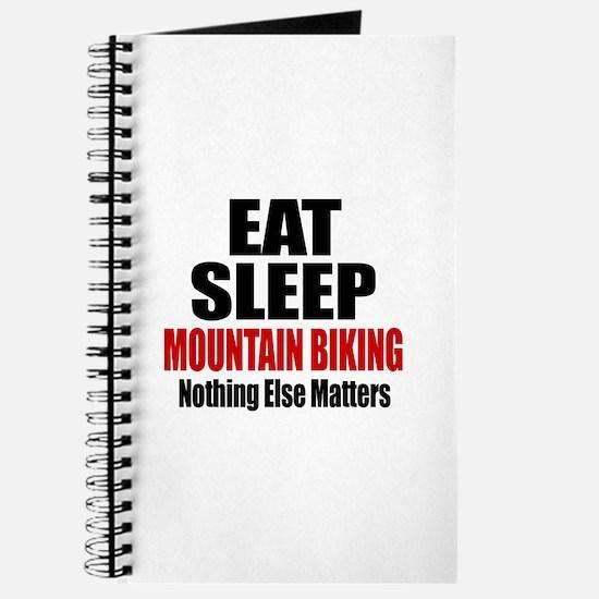 Eat Sleep Mountain Biking Journal