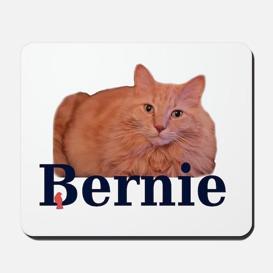 Cats for Bernie Mousepad