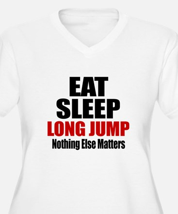 Eat Sleep Long Ju T-Shirt