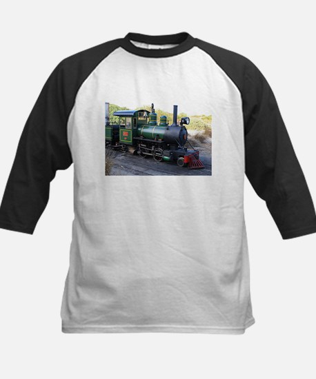Steam engine locomotive, Australia Baseball Jersey