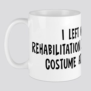 Left my Rehabilitation Counse Mug