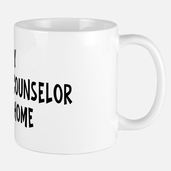 Left my Rehabilitation Counse Mug