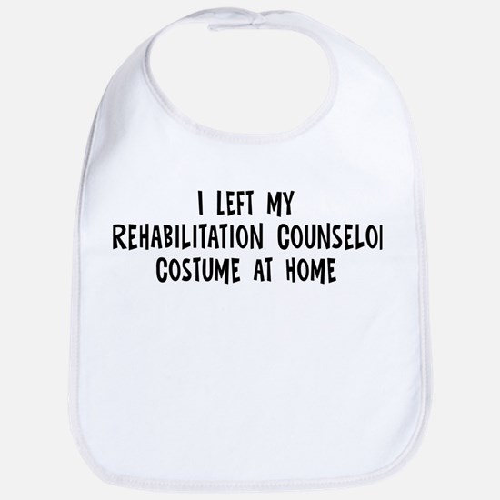 Left my Rehabilitation Counse Bib