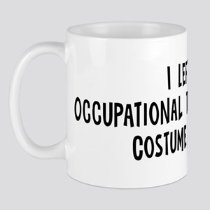 Left my Occupational Therapy  Mug