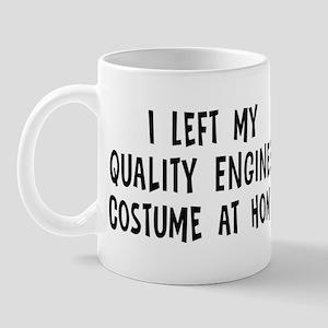 Left my Quality Engineer Mug