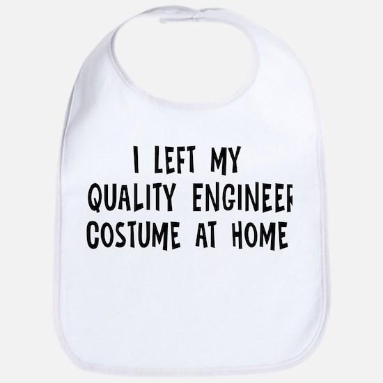 Left my Quality Engineer Bib