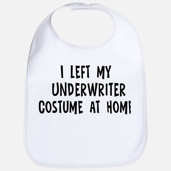 Left my Underwriter Bib