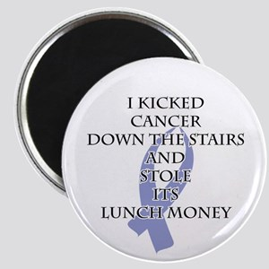 Cancer Bully (Periwinkle Ribbon) Magnets