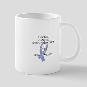Cancer Bully (Periwinkle Ribbon) Mugs